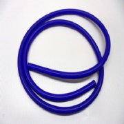 Blue Silicone Vacuum Pipe 3 Metres Length 9mm Bore Thick Wall Construction